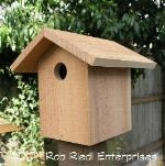 CISPUS birdhouse kit from The Birdhouse Depot.