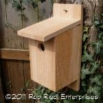 SUIATTLE birdhouse kit from The Birdhouse Depot.