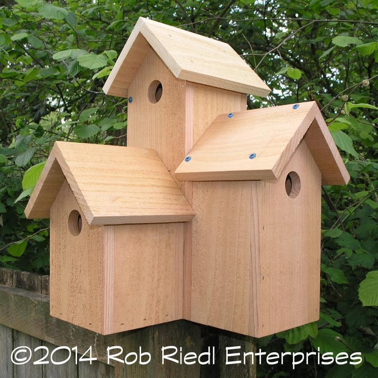 Birdhouse Kits And Feeders From The Birdhouse Depot